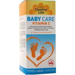 Country Life Maxi Baby-C (Liquid) 4 fl.oz