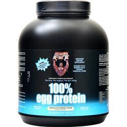 Healthy N Fit 100% Egg Protein Vanilla Ice Cream 4 lbs