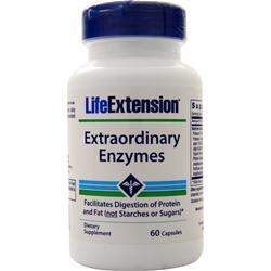 Life Extension Extraordinary Enzymes 60 caps