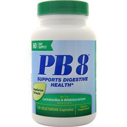 Nutrition Now PB 8 (Vegetarian Formula) 120 vcaps