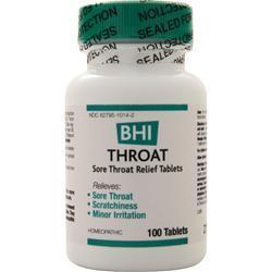 Heel BHI - Throat 100 tabs