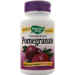Nature's Way Pomegranate - Standardized Extract 60 vcaps