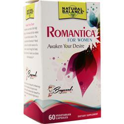 Natural Balance Romantica 60 vcaps
