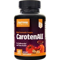 Jarrow CarotenALL 60 sgels