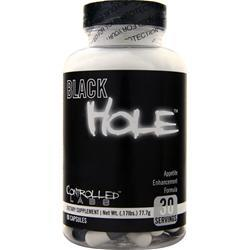 Controlled Labs Black Hole 90 caps
