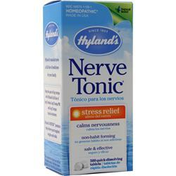 Hylands Homeopathic Nerve Tonic 500 tabs