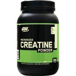 Optimum Nutrition Micronized Creatine Powder Unflavored 2000 grams