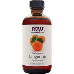 Now 100% Pure Tangerine Oil 4 fl.oz