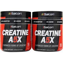 Isatori Creatine A5X (Buy 1 Get 1 Free) 400 grams