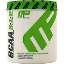 Muscle Pharm BCAA 3:1:2 Unflavored .43 lbs