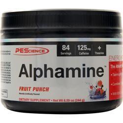 PES Alphamine Fruit Punch 8.59 oz