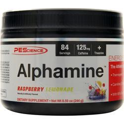PES Alphamine Raspberry Lemonade 8.59 oz