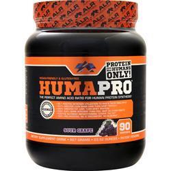 ALR HumaPro Powder Sour Grape 667 grams