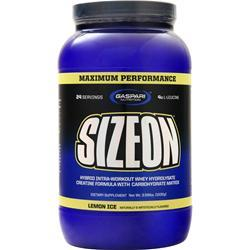 Gaspari Nutrition SizeOn Maximum Performance Lemon Ice 3.59 lbs