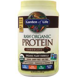 Garden Of Life Raw Protein Chocolate 650 grams