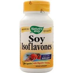 Nature's Way Soy Isoflavones 100 caps