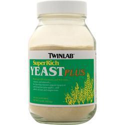 TwinLab Super Rich Yeast Plus 16 oz