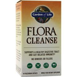 Garden Of Life Flora Cleanse 60 vcaps