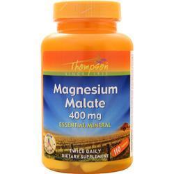 Thompson Magnesium Malate (400mg) 110 tabs