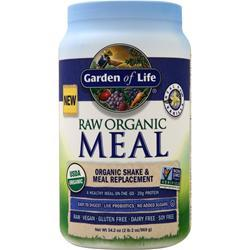 Garden Of Life Raw Meal - Organic Shake & Meal Replacement Vanilla 969 grams