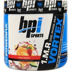 BPI 1.M.R Vortex - Pre Training Powder Fruit Punch 150 grams
