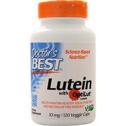 Doctor's Best Lutein with OptiLut 120 vcaps
