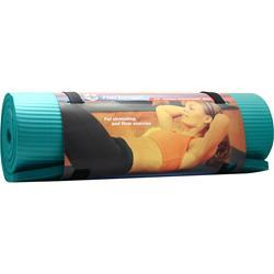 Harbinger Ribbed Durafoam Mat Anti-Microbial 5/8 Green 1 unit