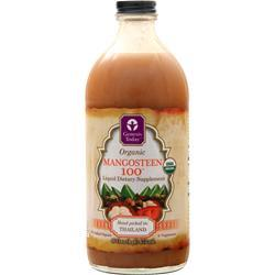 Genesis Today Organic Mangosteen 100 Juice 16 fl.oz