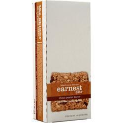 Earnest Eats Baked Whole Food Bar Choco Peanut Butter 12 bars