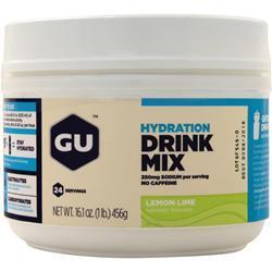 Gu Electrolyte Brew Lemon Lime 456 grams