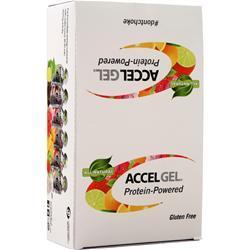 Pacific Health Accel Gel Vanilla 24 pckts