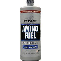 TwinLab Amino Fuel Lean Muscle Cherry Bomb 32 fl.oz