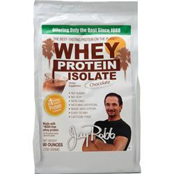 Jay Robb Whey Protein Isolate Chocolate 80 oz