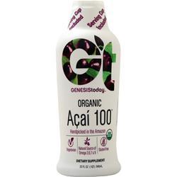 Genesis Today Organic Acai 100 Juice 32 fl.oz