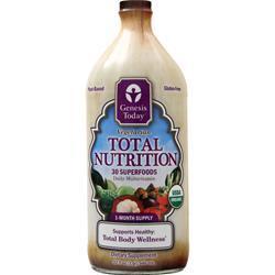 Genesis Today Vegetarian Total Nutrition Liquid 32 fl.oz