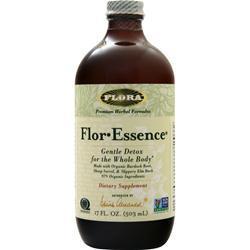 Flora Flor-Essence - Gentle Detox Liquid 17 fl.oz