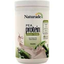 Naturade All Natural Pea Protein - Vegan Formula Vanilla 15.6 oz