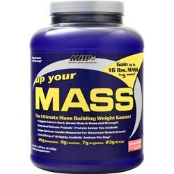 MHP Up Your Mass Strawberry 4.65 lbs