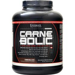 Ultimate Nutrition Carne Bolic - Hydrolized Beef Protein Isolate Chocolate 3.84 lbs