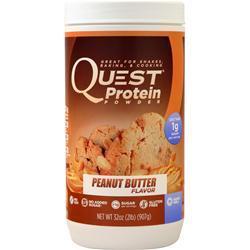 Quest Nutrition Quest Protein Powder Peanut Butter 2 lbs