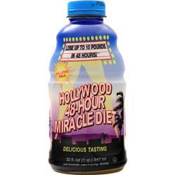 Hollywood Diet Hollywood 48 Hr. Miracle Diet 32 fl.oz