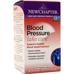 New Chapter Blood Pressure - Take Care 60 vcaps