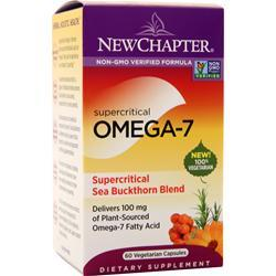 New Chapter Supercritical Omega 7 60 vcaps