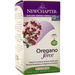 New Chapter Oregano Force 30 lcaps