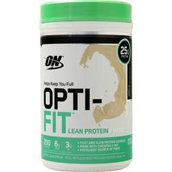Optimum Nutrition Opti-Fit Lean Protein Shake on sale at ...