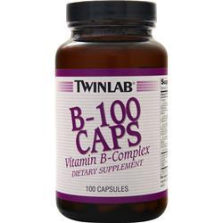 TwinLab B-100 100 caps