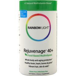 Rainbow Light RejuvenAge 40plus Multivitamin 120 tabs