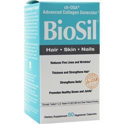 Natural Factors BioSil 60 vcaps