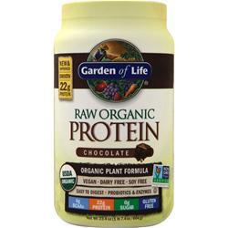Garden Of Life Raw Protein Chocolate 664 grams