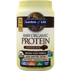 Garden Of Life Raw Protein Chocolate 664 grams